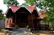 Wooden Cabana - Wooden Cabana Room