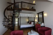 Duplex Room -