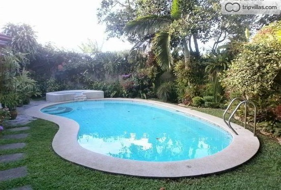 Private Pool For Rent In Tagaytay Tripvillas Holiday Rentals